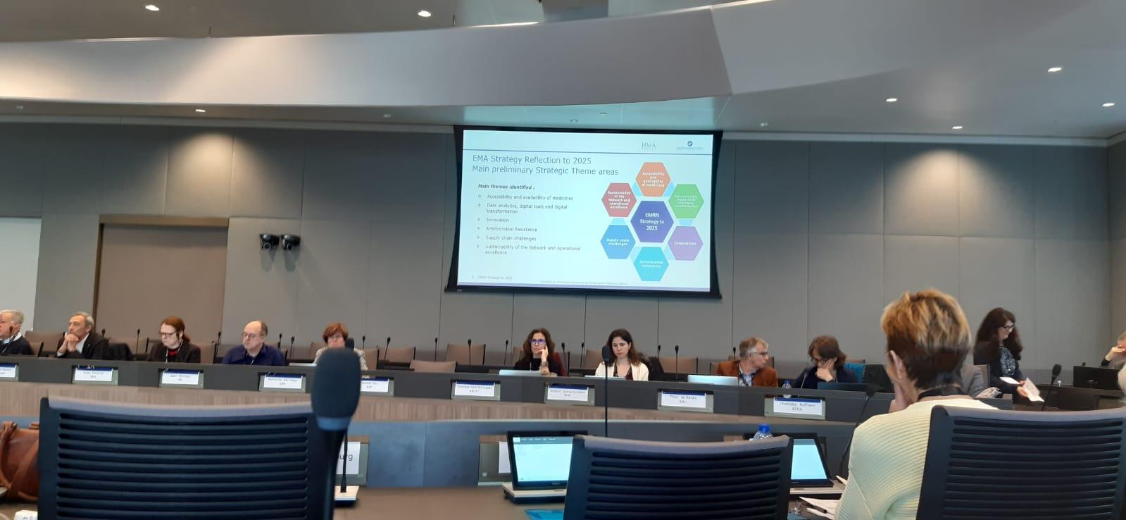 ASSCAT asistió los días 3 y 4 de marzo a la reunión de la EMA en Amsterdam