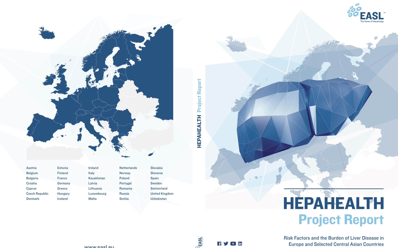 Informe del proyecto HEPAHEALTH: Factores de riesgo y la carga de la enfermedad hepática en Europa y algunos países de Asia Central