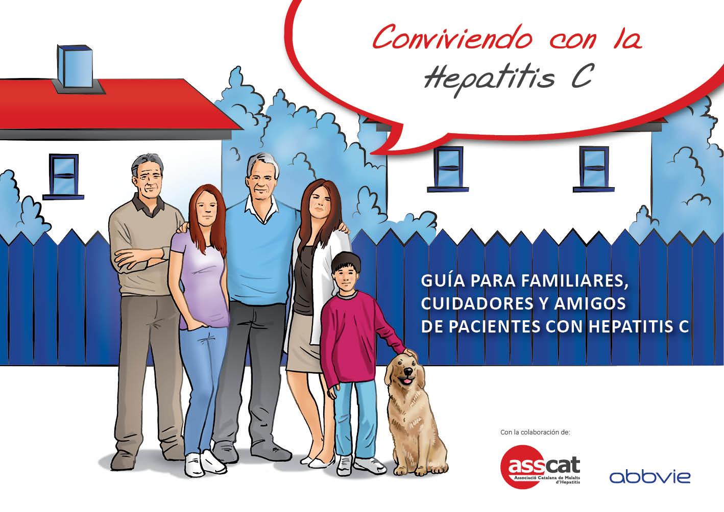 Guia per a Familiars, Cuidadors i Amics de Pacients amb Hepatitis C