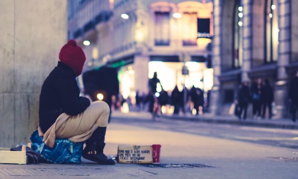 Inglaterra hizo pruebas a gran escala a las personas sin hogar para la hepatitis C durante el confinamiento por la COVID-19