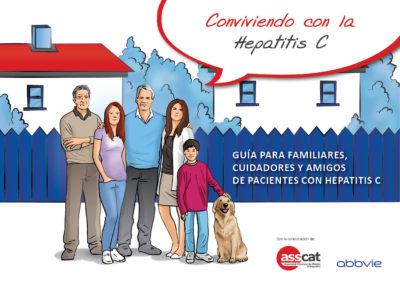 Guía para Familiares, Cuidadores y Amigos de Pacientes con Hepatitis C