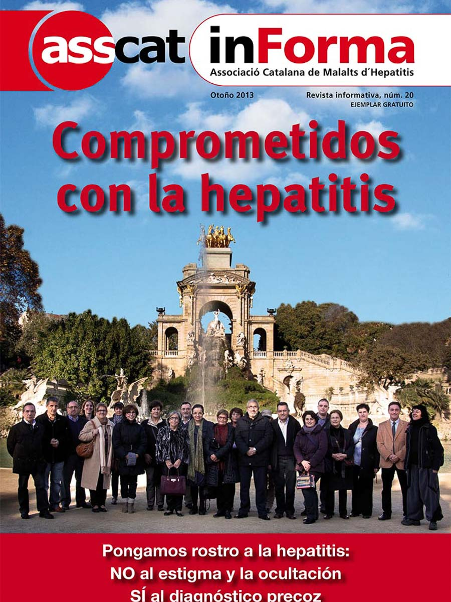 Revista impresa asscatinForma número 20