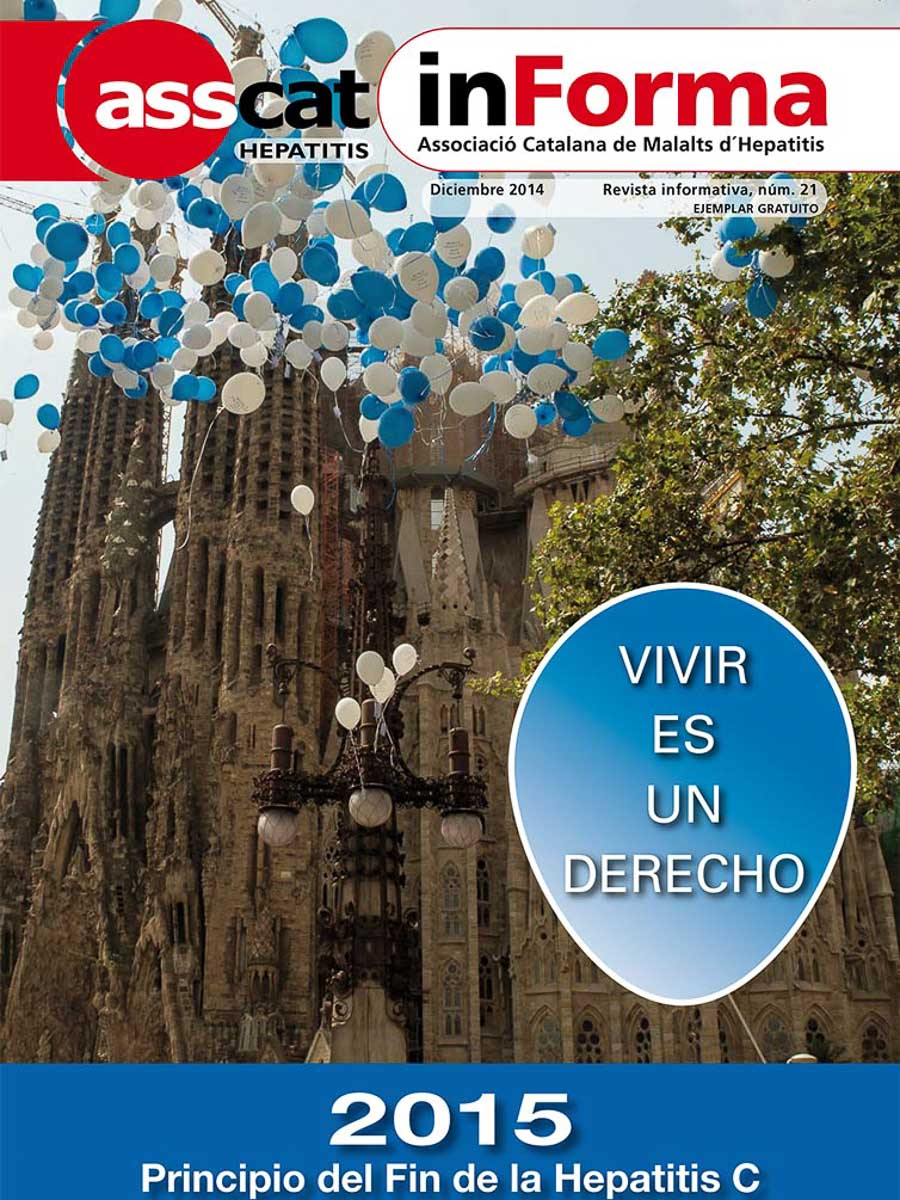Revista impresa asscatinForma número 21