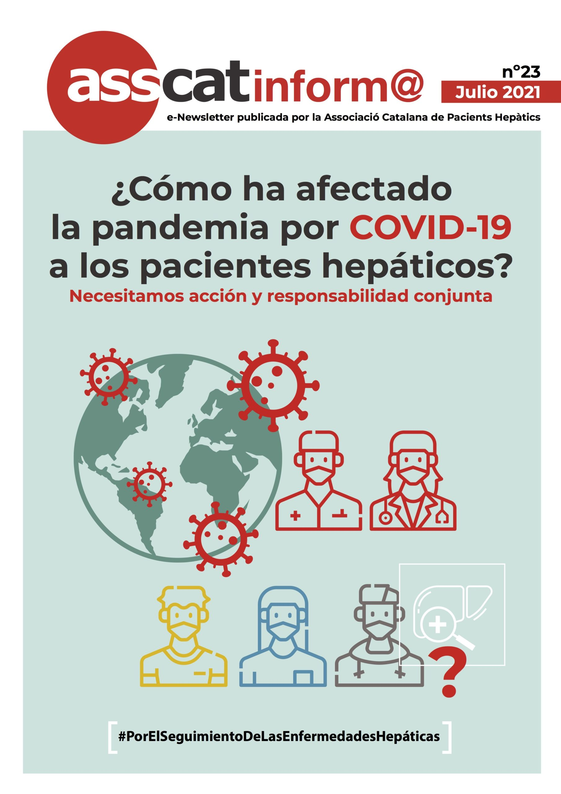 Revista digital asscatinform@ número 23