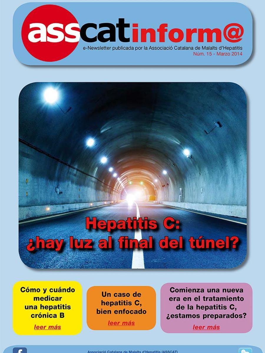 Revista digital asscatinform@ número 15
