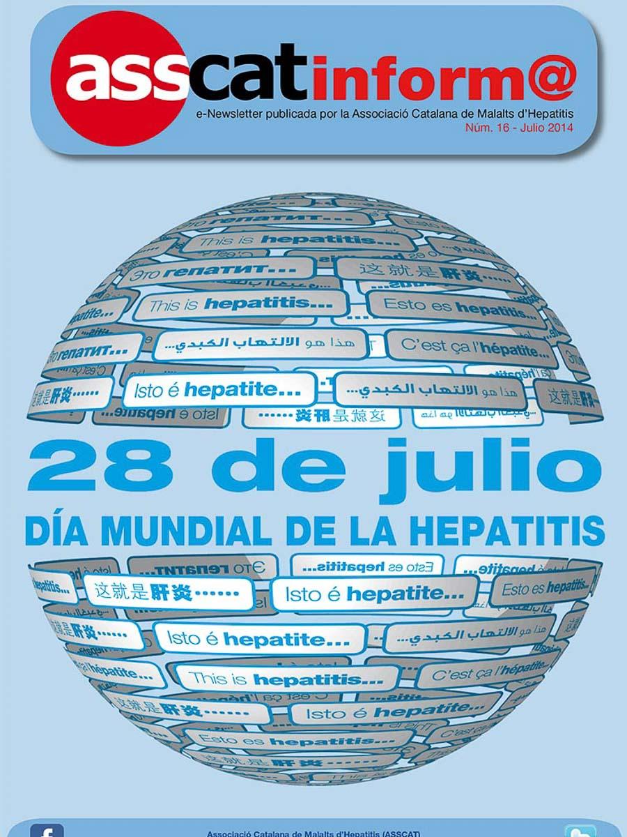 Revista digital asscatinform@ número 16