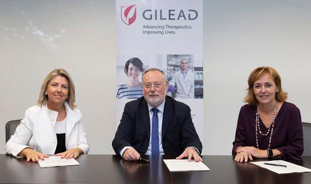 Gilead i Socidrogalcohol s'alien per a la detecció de l'hepatitis C