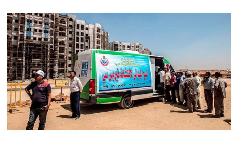 Egipte realitza les proves de l'hepatitis C a 30 milions de persones en quatre mesos