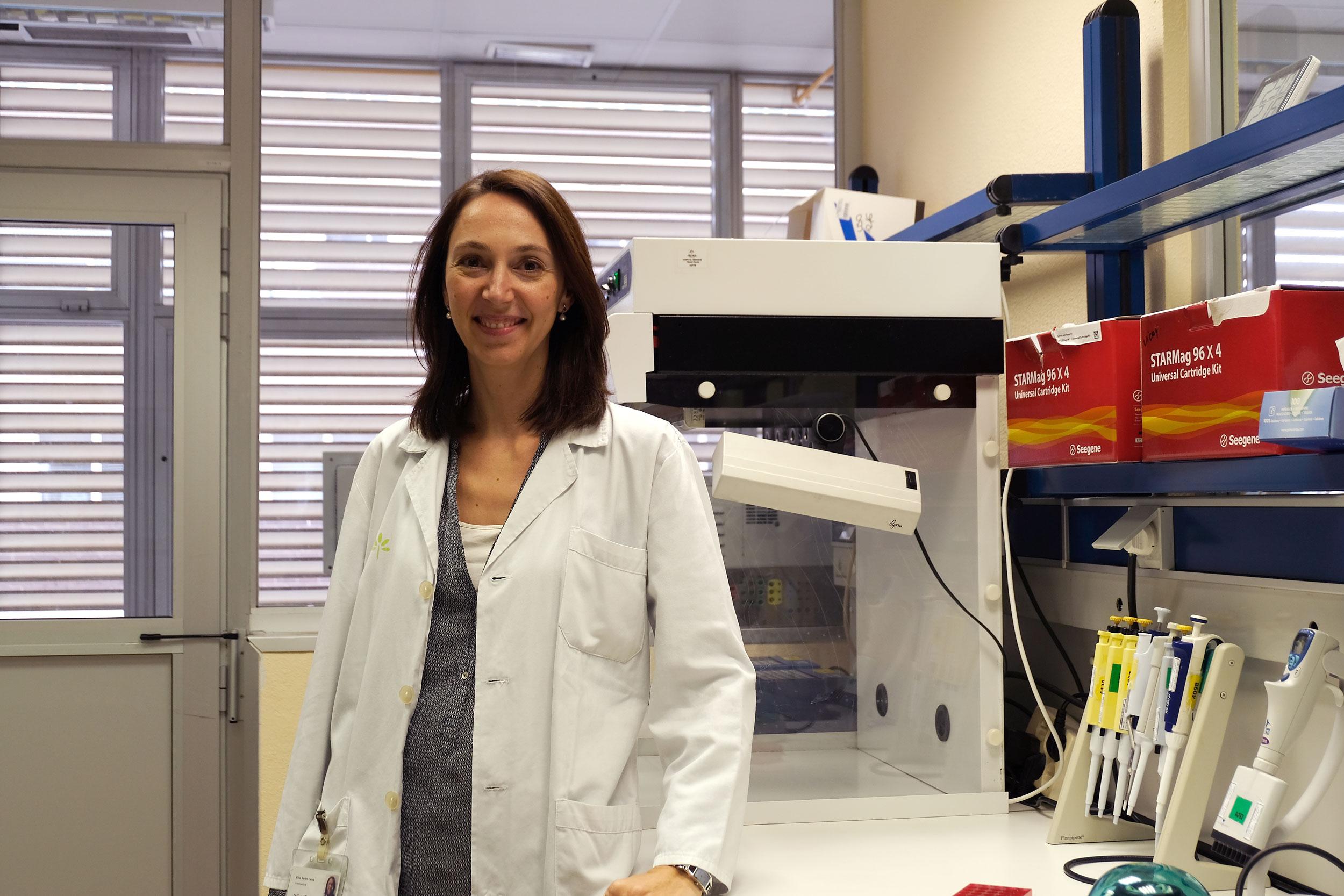 Entrevista con la Dra. Elisa Martró, doctora en Biología e investigadora en el Servicio de Microbiología del Hospital Universitario e Instituto de Investigación Germans Trias i Pujol de Badalona