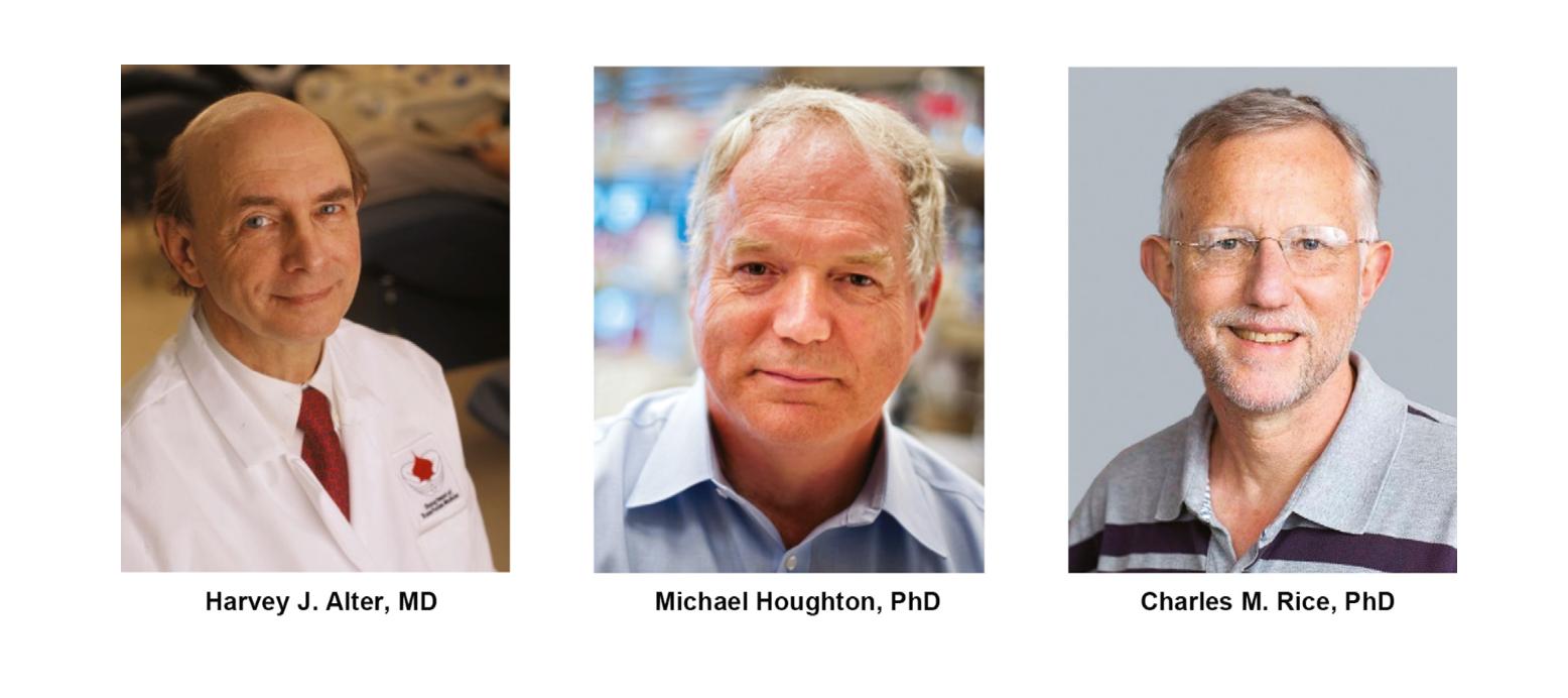 """""""Podemos y debemos hacerlo mejor"""": Una entrevista con los premios Nobel de 2020 que revolucionaron la hepatología"""