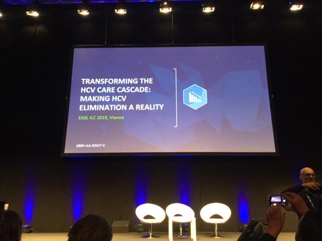 Crónica del Simposio de ELPA en el Congreso Internacional del Hígado 2019 celebrado en Viena