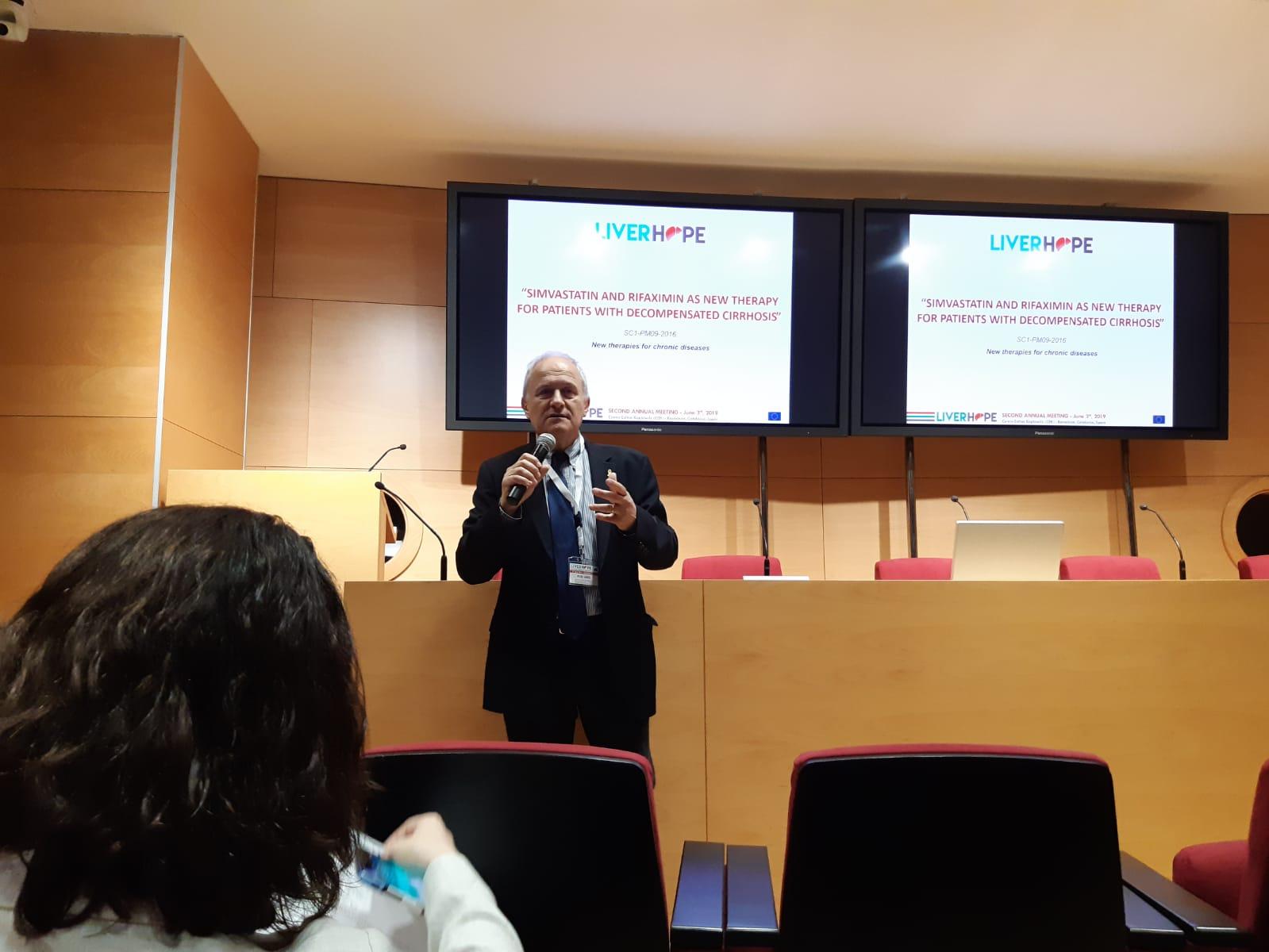 Crónica de la asistencia en representación de ASSCAT y ELPA a la reunión de investigadores del proyecto europeo LIVERHope el 3 de junio en Barcelona
