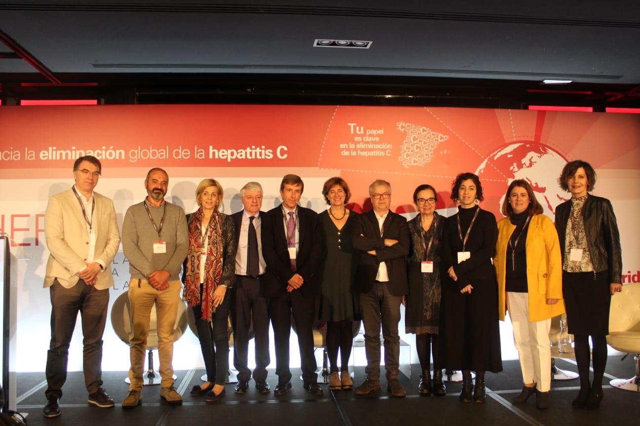 Crónica de la reunión HEPYCURE: 'De la curación a la eliminación de la hepatitis C', organizada por el laboratorio Gilead y celebrada en Madrid el 22 de marzo de 2019