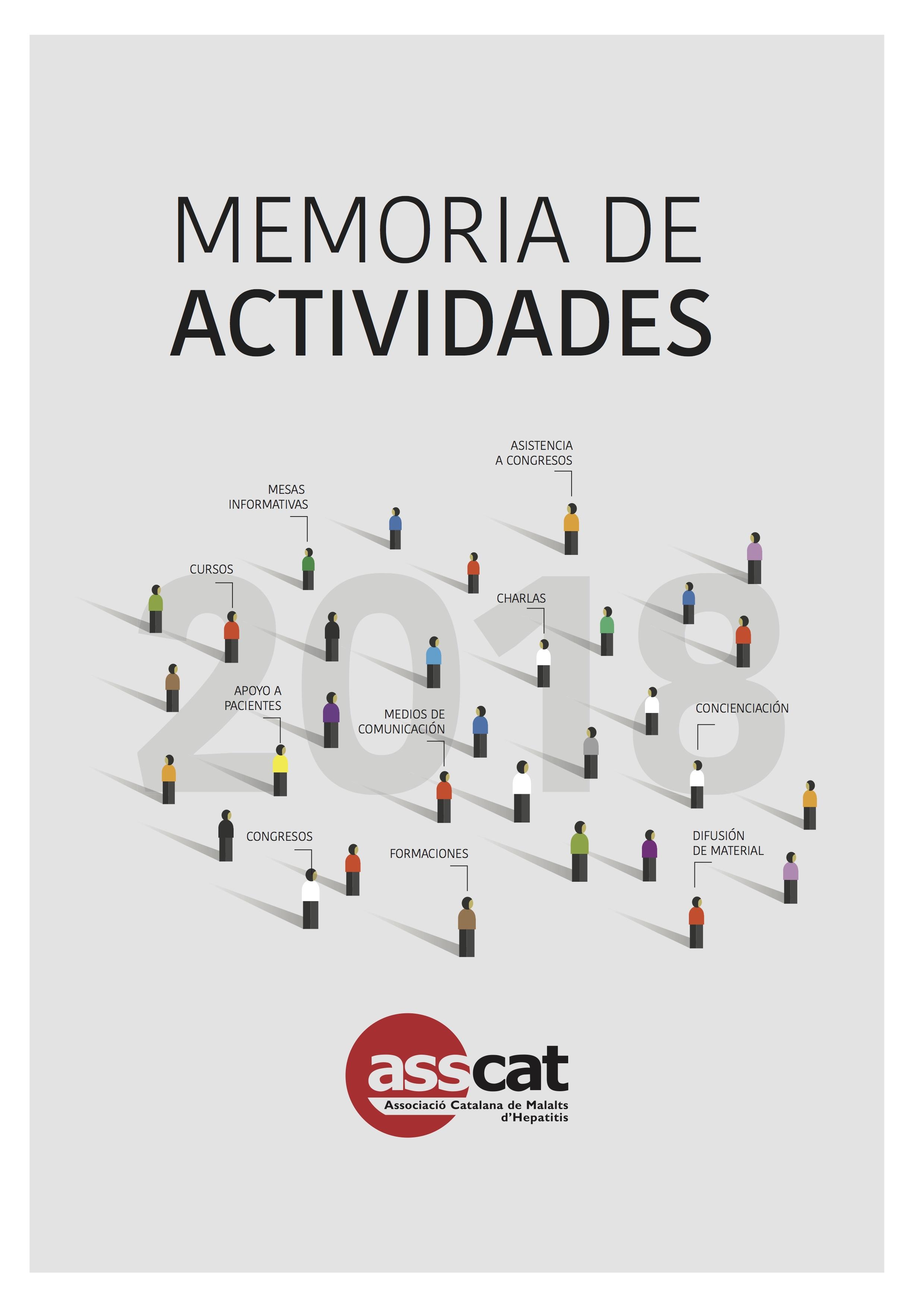 Memoria ASSCAT 2018