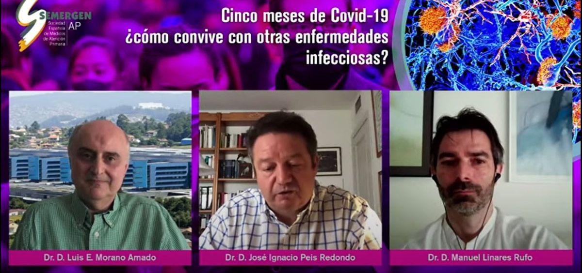 Expertos analizan las oportunidades de las consultas virtuales en pacientes con VIH y hepatitis C